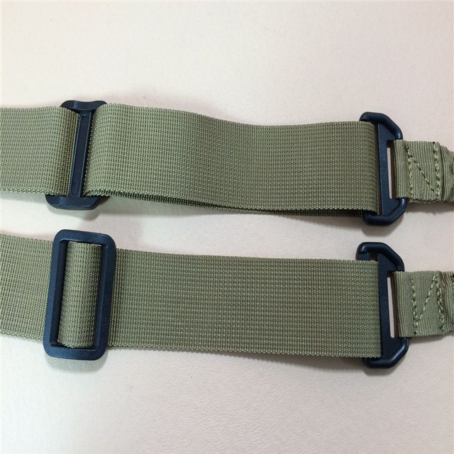 New Tactical Strap Outdoor Two-point Multi-purpose Strap Tactical Belt Mission Rope Outdoor Climbing Strap