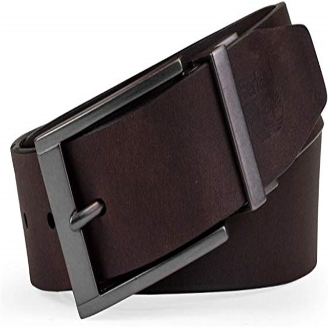 Hot Style Fashion Men's Belt Manufacturers Direct Leather Buckle