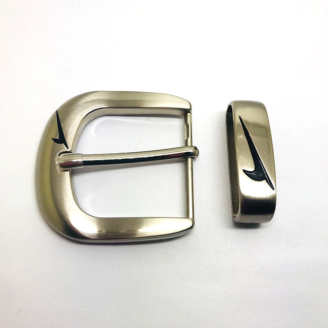 Fashion Women 30mm Inner Size Custom Buckle Belt Pin Buckle Wholesale