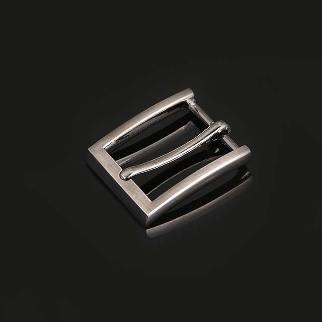 Custom Design Metal Pin Buckle Fashion Women's Wholesale Belt Buckle Men