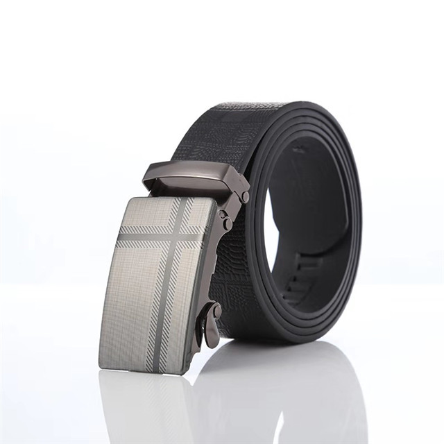 BEL8 Full Grain Leather Belt Strap Snap On Handmade To Measure Waist Size