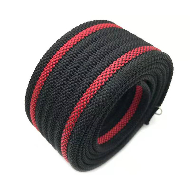 Factory Direct Sale 3.8cm Thick Web Camouflage Camouflage Nylon Belt Tactical American Pattern Webbing Spot Wholesale