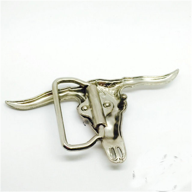 Bull Head Hardware Accessories Supplier In China Belt Buckle Custom