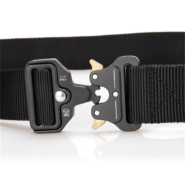 New Style Quick-releasing For 3.8 Cobra Deduction Outside The Belt Tactical Nylon Belt Outdoor Training Belt