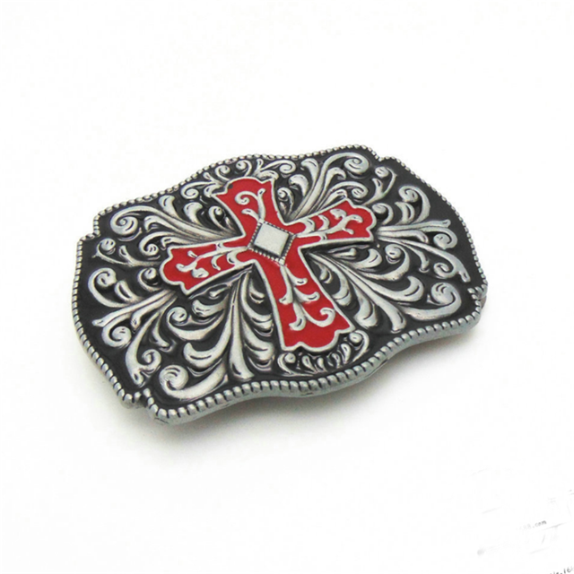 Metal Cool Belt Buckles For Men Cowboy Western Belt Buckle