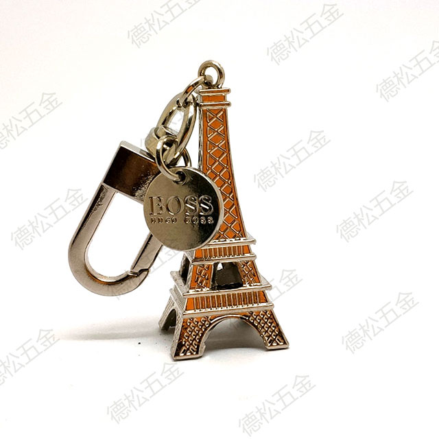 Custom Metal Letter Logo For Handbags Ladies Bag OEM Custom Metal Plate