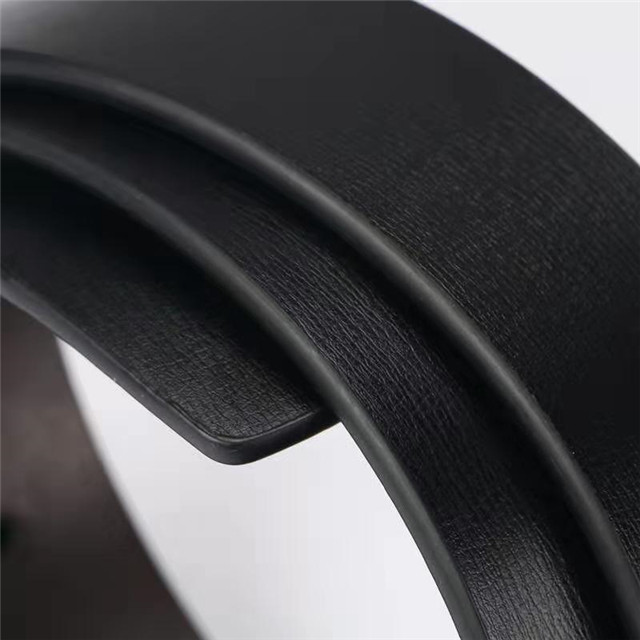 Top Grade Strong High Quality Pure Real Custom Leather Belt For Men Factory Direct