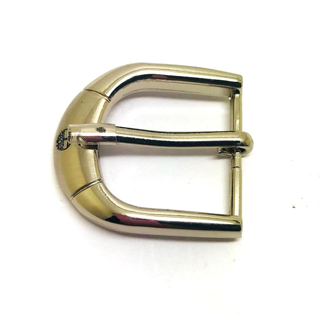 Professional Buckle Supplier Brand Logo Name Custom Pin Belt Buckle